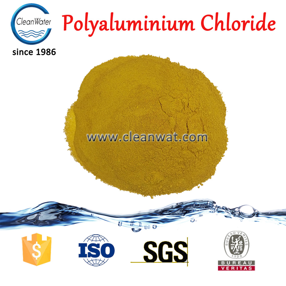 poly aluminum chloride price for wastewater
