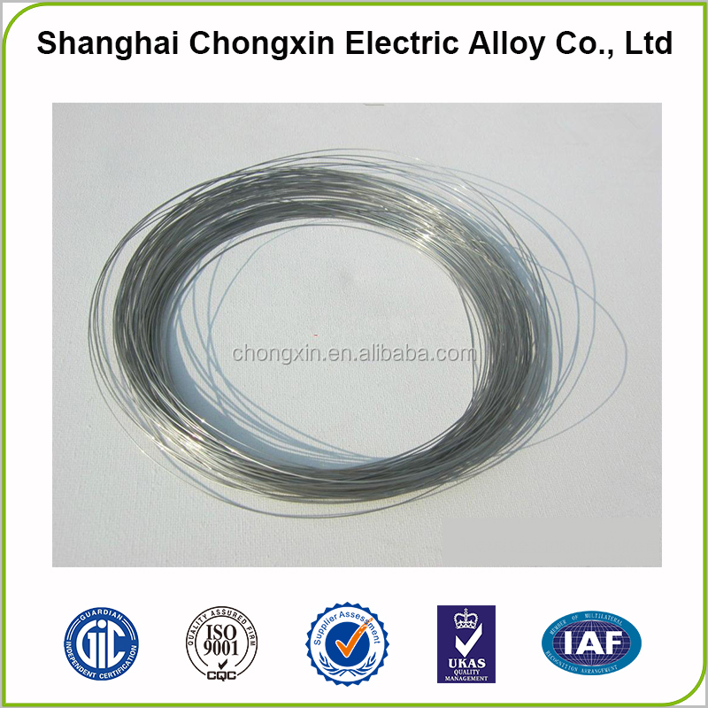 Hot selling 0.5mm diameter platinum material metal wire
