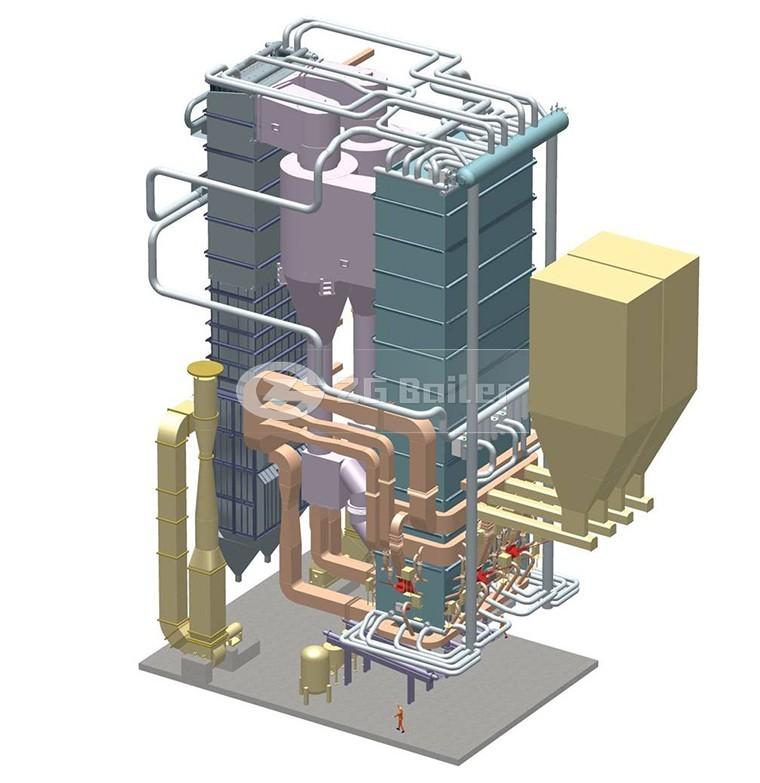 High-efficiency Boiler Preservation In Power Plant Of 180tph - Buy ...