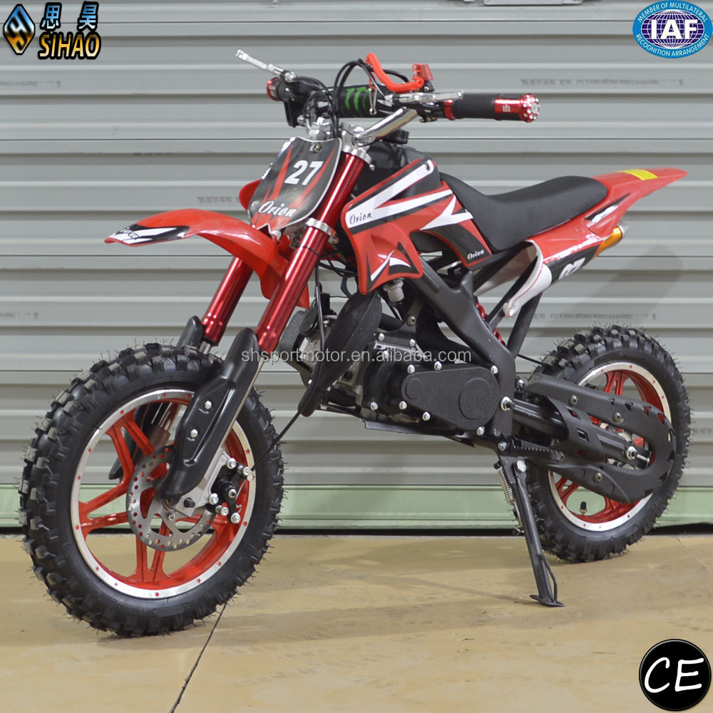 SHDB-002 satisfictory china made mini 49cc dirt bike for sale cheap