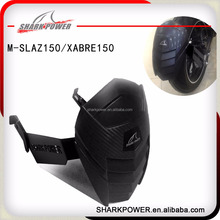 hot sale high quality refit motorcycle colour fender rear fender motorcycle fender covers for m-slaz150/xabre150