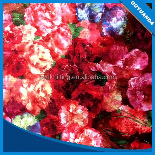100% Polyester Sofa Upholstery Foil Printed /Types Of Sofa Material Fabric