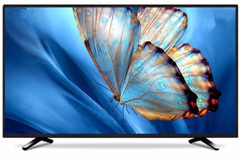 Made in China wholesale flat screen 40inch smart led tv with sample