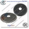 chain sprocket for bicycle engine kit/bike sprockets for sale/sprocket bicycle