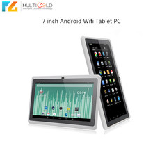Chinese Oem Tablet Pc 7 inch Cheap Smallest Capacitive Touchscreen q88 Android lollipop 5.1 Mid Tab Pc With Usb Port