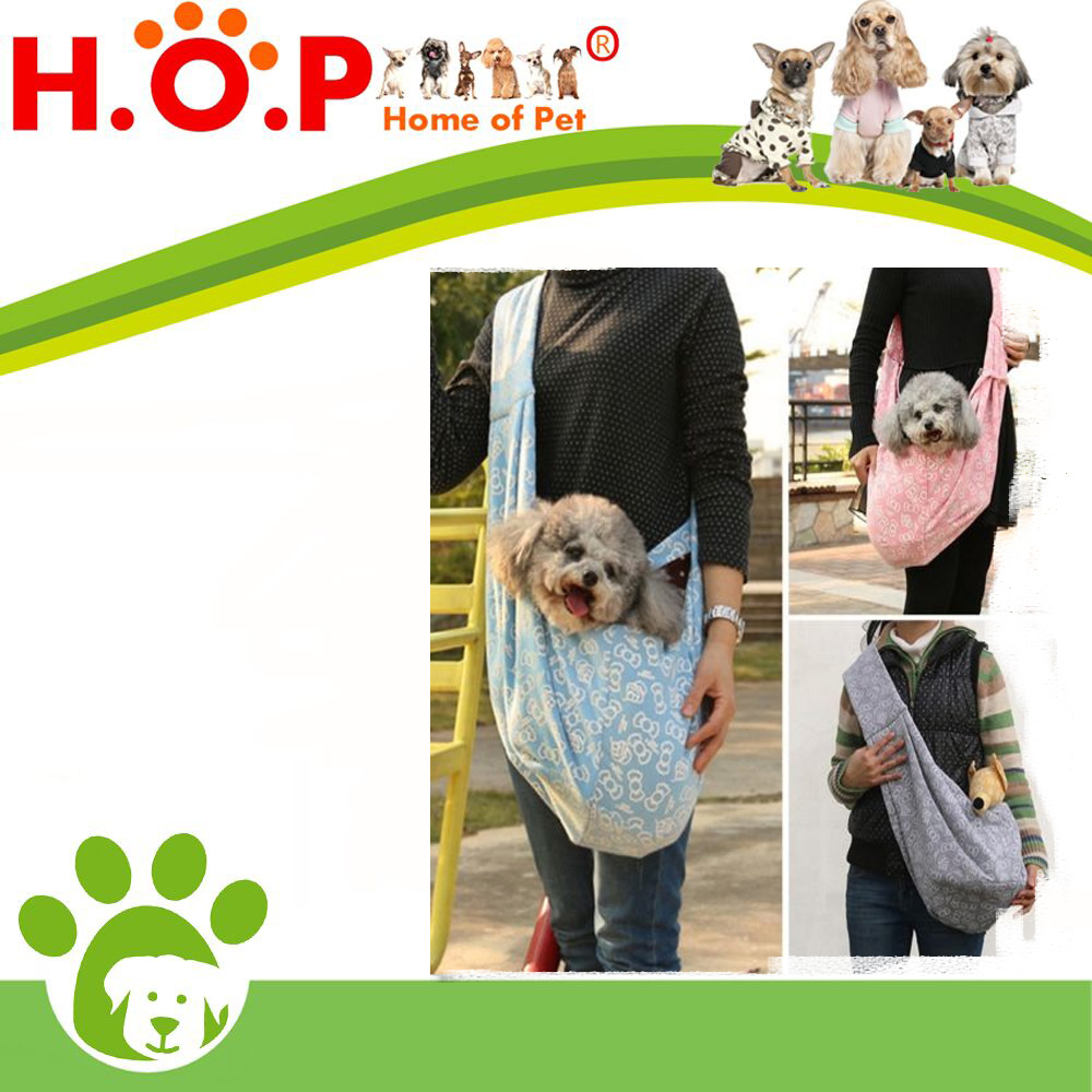 New Pet Supplies Dog Cat Carrier Travel Sling Bag Kennel Shoulder Messenger Bag