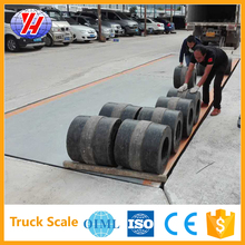 50 ton load cell truck weighing scale