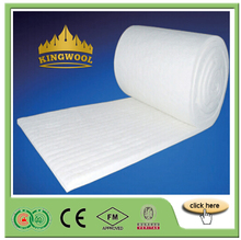 High quality 1260HP insulation ceramic fiber blanket price