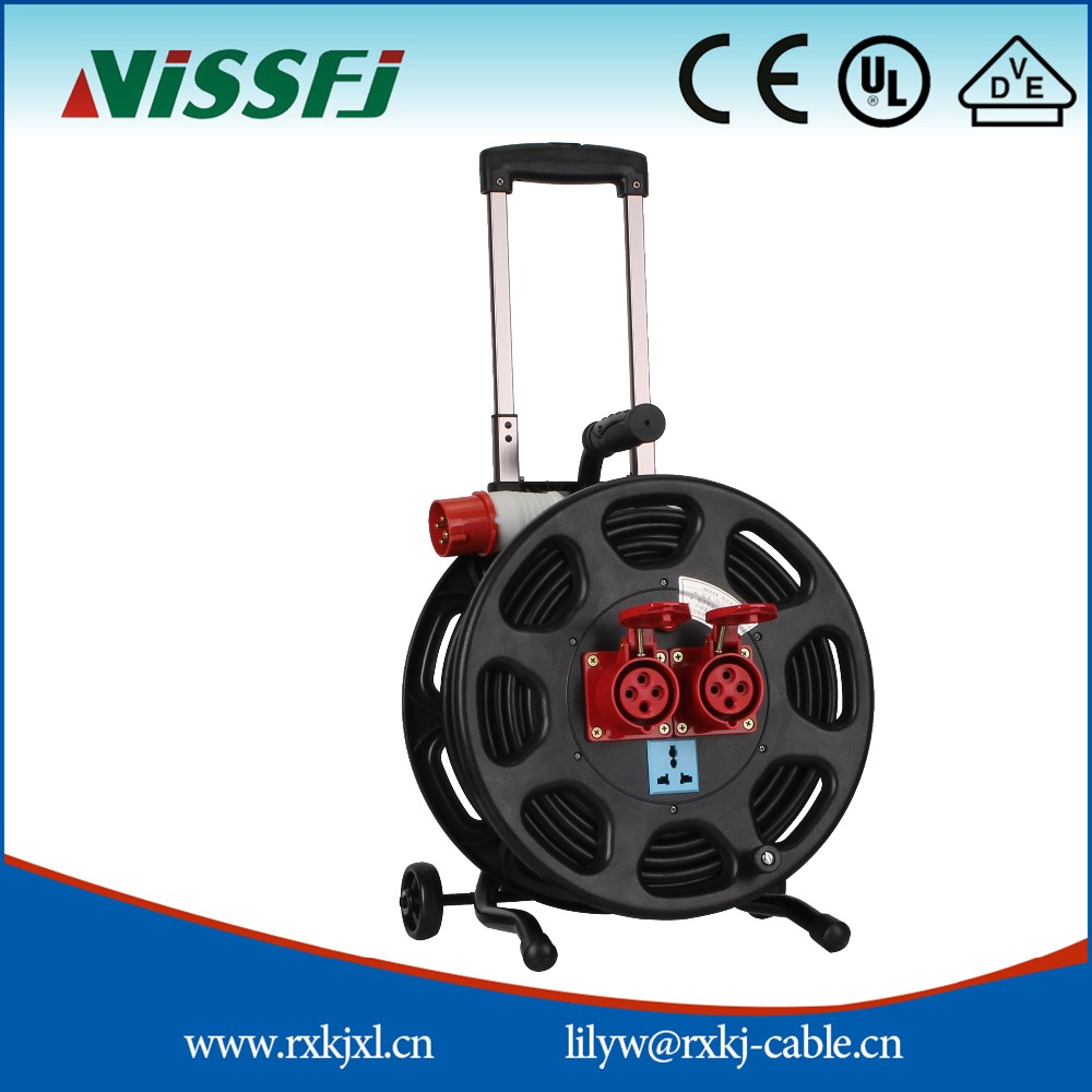 Chinese supplier small retract cabl reel S350IKB-380