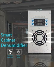 Smart Small Cabinet Dehumidifier industrial 480mL/Day for East South Asia