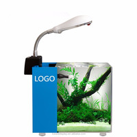 Custom fish aquariums acrylic mini fish tanks, fish tank supplies