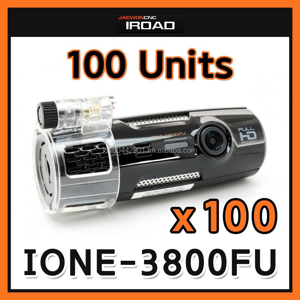 Mouse over image to zoom Details about IROAD IONE-3800FU Car Digital DVR Recorder BlackBox 16GB x 100 Units Sale! EMS!