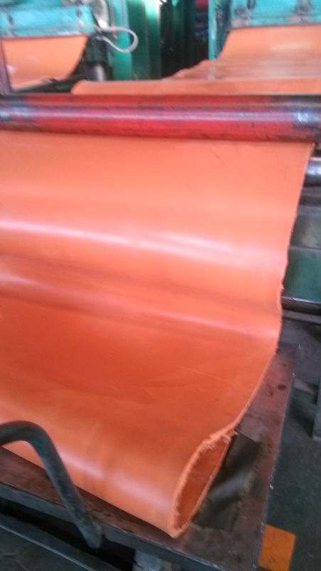 15mpa brown color 45shore A floating Natural rubber sheet