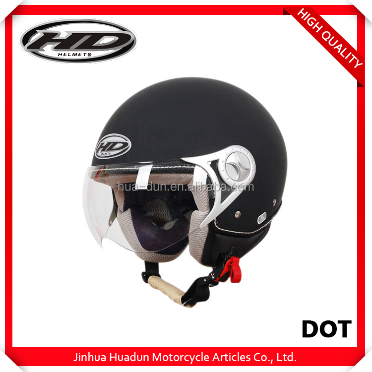 Profession Manufacturers cheap price hot sale ABS customized approved scooter helmets