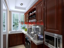 modern kitchen design with different styles