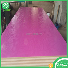 best price melamine MDF, melamine MDF board with many colors