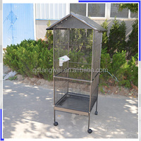 Heavy duty wire mesh materials bird cage