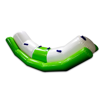 Hot selling inflatable seesaw inflatable water toys for sale