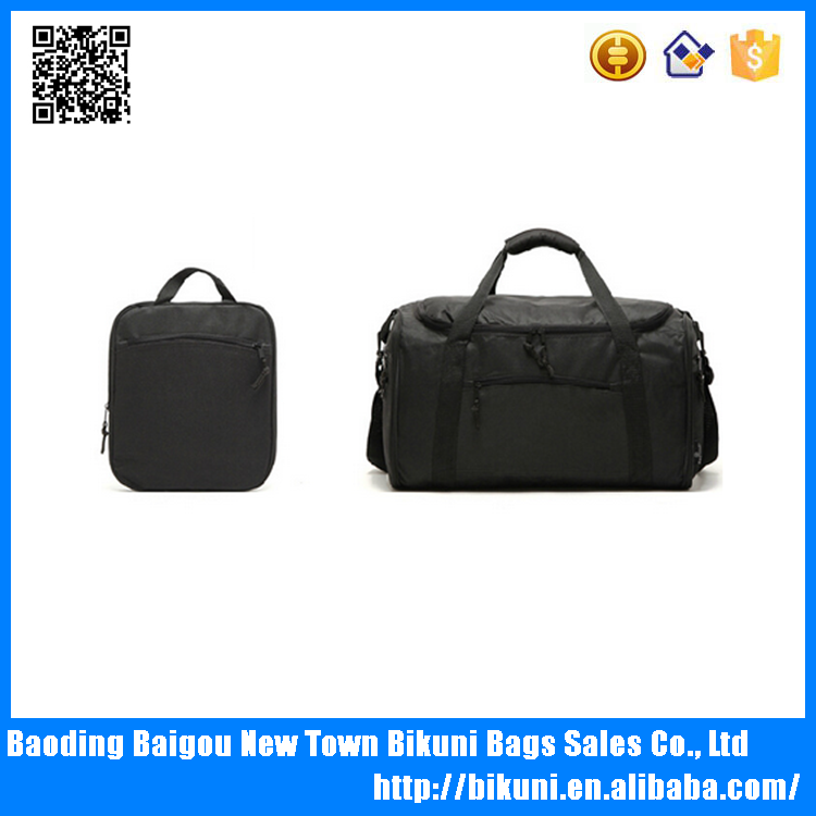 China factory wholesale duffel travel bag custom high quality waterproof nylon foldable travel bag folding bag for travelling