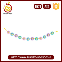 Low Price Flower Hanging Garland for Easter Decoration