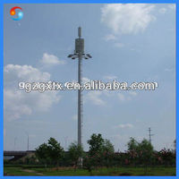 Self Supporting Communication Towers