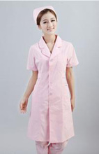 pink nurse uniform/nurses uniform design pictures/nursing uniform wholesale