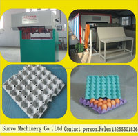 Paper Tray /Forming/Making/Drying Machine/Egg/Shoes/Bottle Tray Pulping