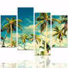 /product-detail/vintage-palm-tree-canvas-art-seascape-framed-canvas-painting-sea-dawn-wall-pictures-60471560780.html