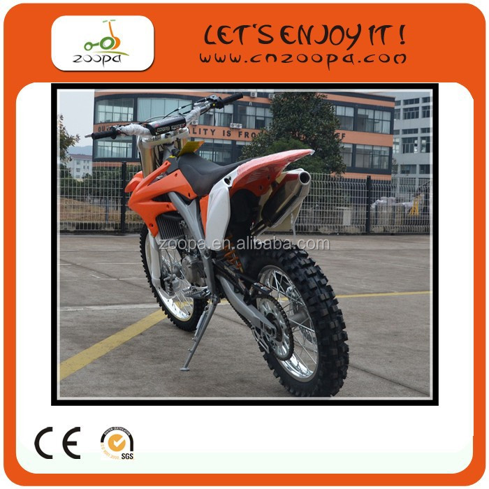 LED Light Oil Cool High Quality dirt bike 250CC Enduro Motorcycle