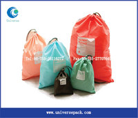 colorful small nylon drawstring bags wholesale