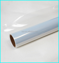Polyester film 120mic glossy waterproof inkjet pet film clear for silk screen printing