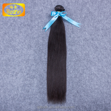 Wholesale cheap human hair weft best selling 100% virgin chinese straight hair