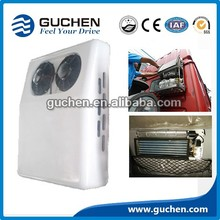 Guchen roof top mounted van air conditioner for 5m to 6m vans