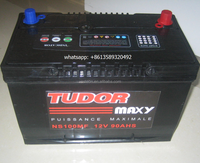 12V 90AH Calcium Lead Acid MF Auto Car Battery