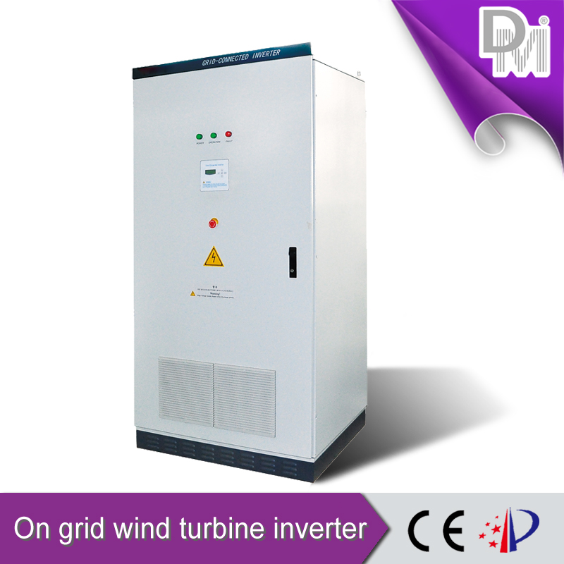 on grid wind generator three phase power inverter 50KW