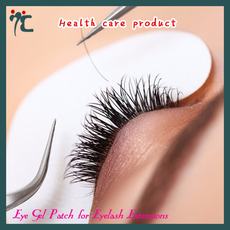 best selling product eye gel patch pads for eyelash extension