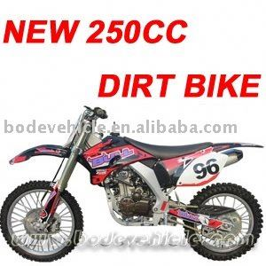 250cc Dirt Bike with eec