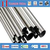 ASTM AIS JIS SUS 316L Welded/Seamless Stainless Steel Pipe/Tube