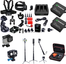Smatree/Scootree Action camera Go pro acessories Gopros heros 5 black battery gopros accessories
