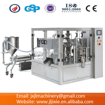 FY-L8 Automatic Liquid Packing Machine