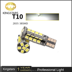 t10 led car bulb T10 2835 38SMD 194 168 3528 32 LED 12v led car lights led light 12v t10 C5W canbus