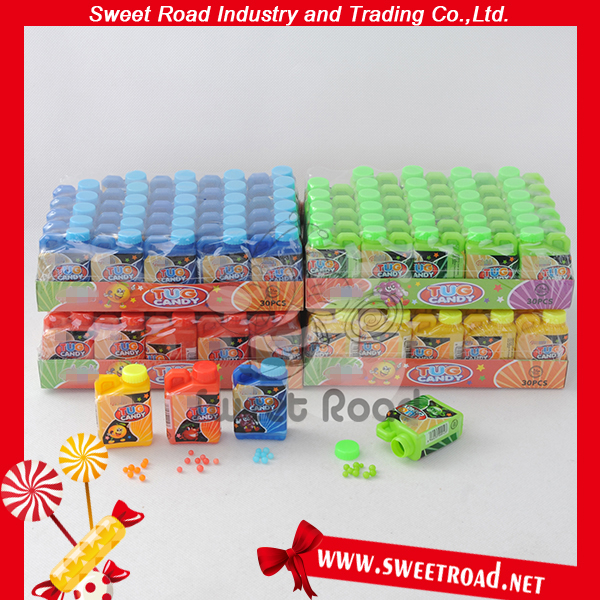 Oil Bottle Pressed Sugar Candy