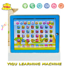Spanish Educational ABC Teaching Learning Machine Baby Learning IPAD Studying computers toys for kids