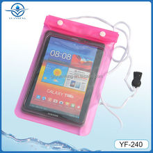 3 sealed waterproof dry bag for 7inch kindle fire