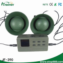 hunting supplies with timer 390 mp3 bird callers