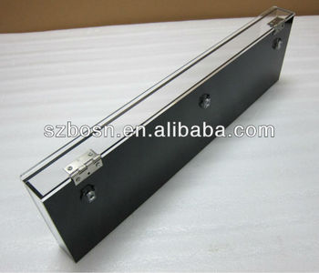 Acrylic LED base for sign display sign display perspex
