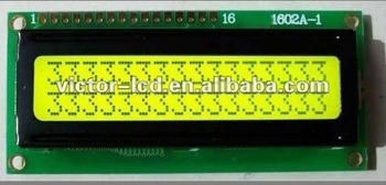 STN 16 x 2 Lines character lcd module WTJ1602A-1
