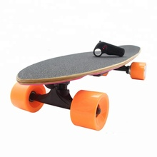 500w hub motor 4 wheel mini electric skateboard