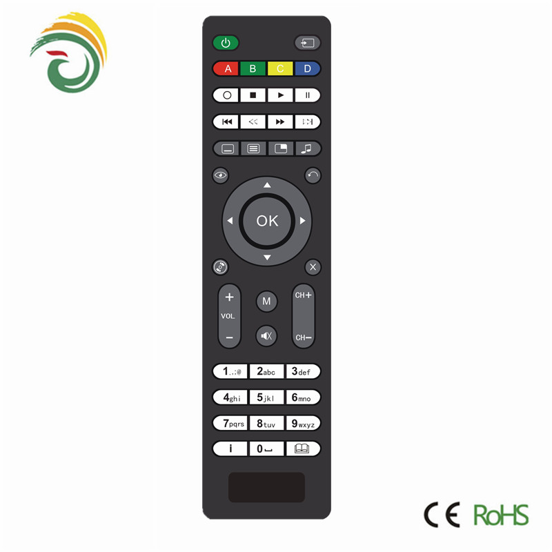 2016 dt-092 new smart 3d lcd led tv universal remote control