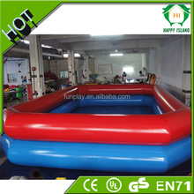 Super quality inflatable baby pool water games pool for sale, large pool,giant outdoor inflatable pool for water ball